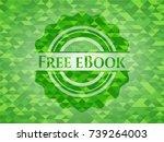 free ebook green mosaic emblem