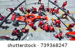 sepang  malaysia   september 30 ... | Shutterstock . vector #739368247