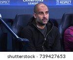manchester  uk   october 17 ... | Shutterstock . vector #739427653