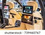 frankfurt  germany  september... | Shutterstock . vector #739460767
