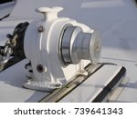 anchor drive housing from a ... | Shutterstock . vector #739641343
