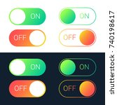 on  off buttons  power switches....