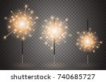 Christmas Bengal Light Set....