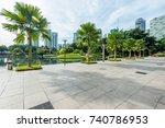 kuala lumpur  malaysia 12 sep... | Shutterstock . vector #740786953