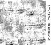 black and white grunge... | Shutterstock . vector #741527173