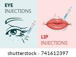 modern vector illustration.... | Shutterstock .eps vector #741612397