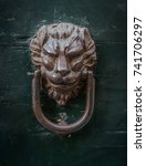 knockers of rome | Shutterstock . vector #741706297