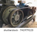 Belts And Pulleys Of The...