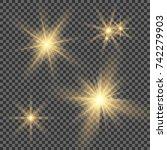 abstract image of lighting