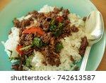 Spicy Stir Fried Mince Beef...