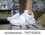 milan  italy   july 22  2017 ...   Shutterstock . vector #742742833