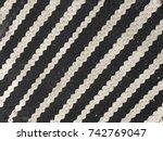 dirty mat pattern | Shutterstock . vector #742769047