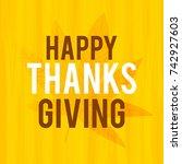 illustration  greeting card... | Shutterstock .eps vector #742927603