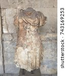 Small photo of Ancient Greek statue