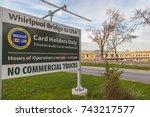 toronto  canada   october 21 ...   Shutterstock . vector #743217577