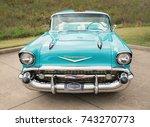 westlake  texas   october 21 ... | Shutterstock . vector #743270773