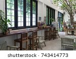 bangkok   thailand   october 12 ... | Shutterstock . vector #743414773