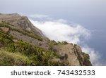 el hierro  canary islands... | Shutterstock . vector #743432533
