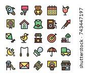 a set of childhood vectors