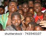 mozambique november 06. 2007 ... | Shutterstock . vector #743540107