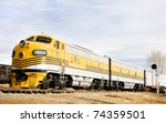 Diesel Locomotive  Colorado...