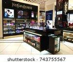 sydney  australia   october 3 ... | Shutterstock . vector #743755567