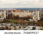 perm  russia   october 28.2017  ... | Shutterstock . vector #743859517
