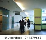 selangor  malaysia   october...   Shutterstock . vector #744379663