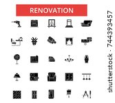 renovation illustration  thin