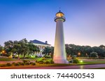 Biloxi, Mississippi, USA Light House.