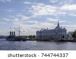 russia  st. petersburg   june ...   Shutterstock . vector #744744337