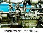 Automatic Lathe Machine Contro...