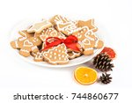 Christmas Cookies With...