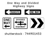 Regulatory Traffic Sign. One...