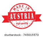 grunge rubber stamp with text ... | Shutterstock .eps vector #745015573