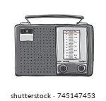 Radio Vintage Transistor...