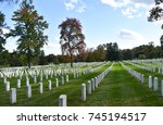 washington d.c.  usa oct 25 ... | Shutterstock . vector #745194517