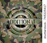additional camo emblem