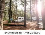 lake of two rivers campground...