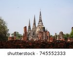 Small photo of Historic site,Thailand.