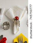 vertical shot is showing how... | Shutterstock . vector #745753777