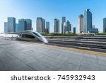 Very High Speed Train Go...