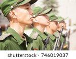volgograd  russia   may 28 ...   Shutterstock . vector #746019037