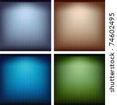vintage backgrounds vector... | Shutterstock .eps vector #74602495