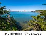 morro bay state park  morro bay ...   Shutterstock . vector #746151013