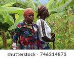 muhanga  rwanda   circa july... | Shutterstock . vector #746314873