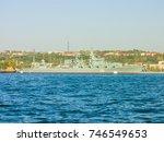 sevastopol  russia  crimea  ... | Shutterstock . vector #746549653