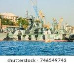 sevastopol  russia  crimea  ... | Shutterstock . vector #746549743