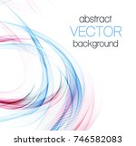 abstract background with color... | Shutterstock .eps vector #746582083