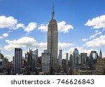 new york  usa   5 may 2017  ... | Shutterstock . vector #746626843